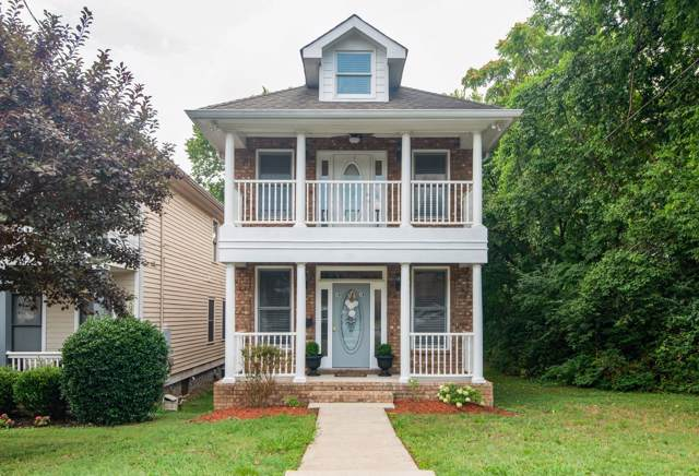 1618B 6th Ave. N, Nashville, TN 37208 (MLS #RTC2062353) :: RE/MAX Homes And Estates