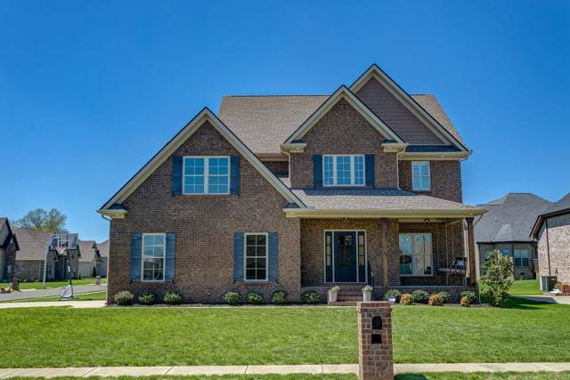 2607 Ritz Ln, Murfreesboro, TN 37130 (MLS #RTC2062362) :: FYKES Realty Group