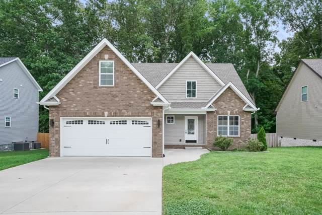 147 Sycamore Hill Dr, Clarksville, TN 37042 (MLS #RTC2062369) :: Christian Black Team
