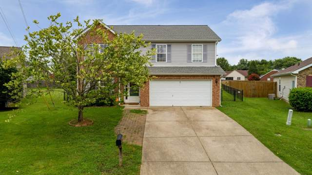 1010 Lowrey Pl, Spring Hill, TN 37174 (MLS #RTC2062406) :: Stormberg Real Estate Group