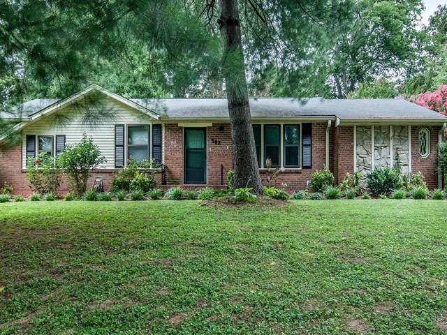 302 Lynn Dr, Nashville, TN 37211 (MLS #RTC2062526) :: FYKES Realty Group