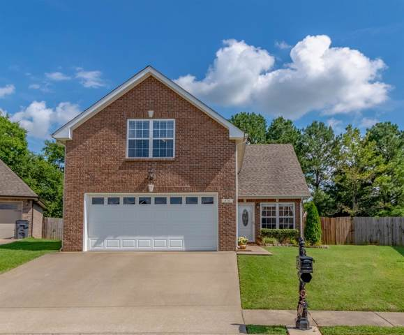 970 Culverson Ct, Clarksville, TN 37040 (MLS #RTC2062534) :: REMAX Elite