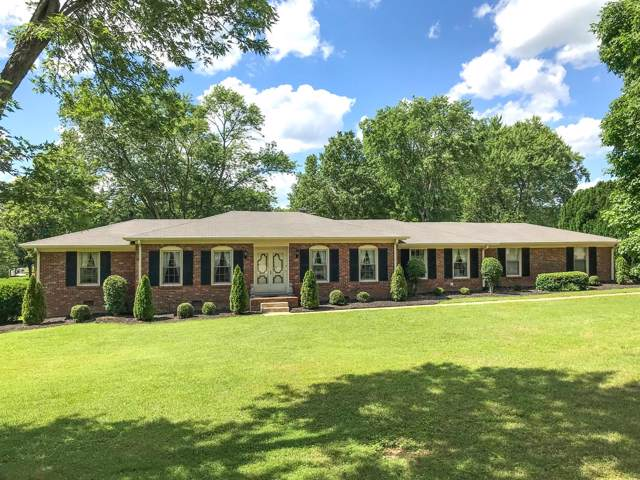 201 Maple Way, Mount Juliet, TN 37122 (MLS #RTC2062560) :: REMAX Elite