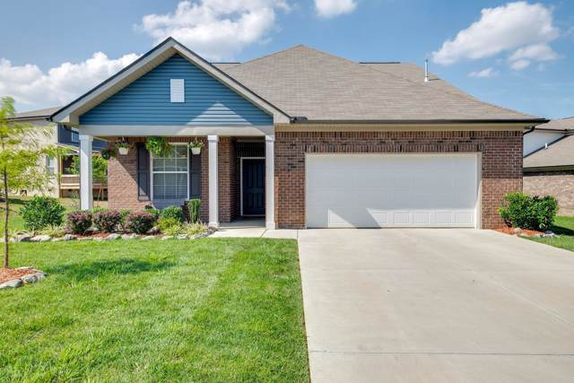 903 Wisteria Ct, Smyrna, TN 37167 (MLS #RTC2062562) :: Clarksville Real Estate Inc
