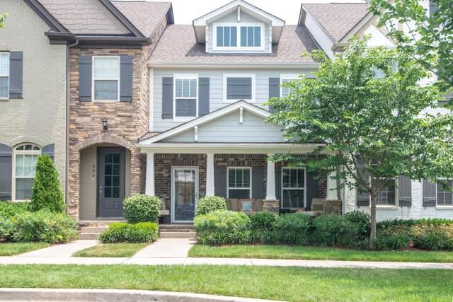 604 Cobert Ln, Franklin, TN 37064 (MLS #RTC2062568) :: Village Real Estate