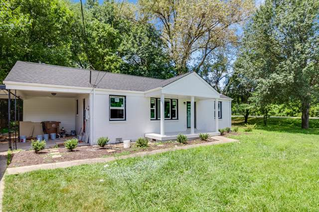 2201 Sandra Dr., Nashville, TN 37210 (MLS #RTC2062576) :: RE/MAX Choice Properties