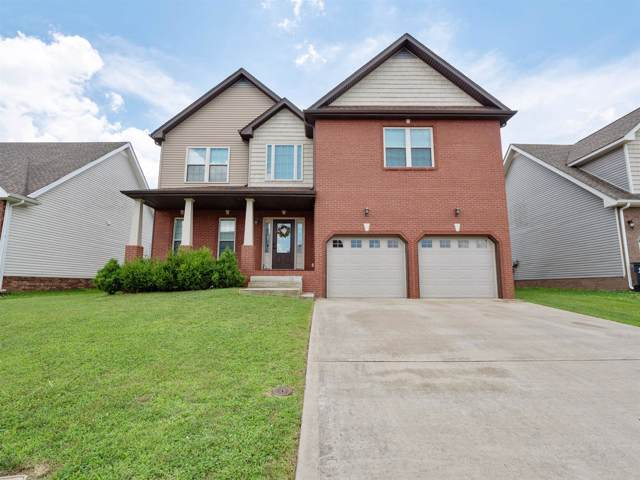 1741 Apache Way, Clarksville, TN 37042 (MLS #RTC2062599) :: Hannah Price Team
