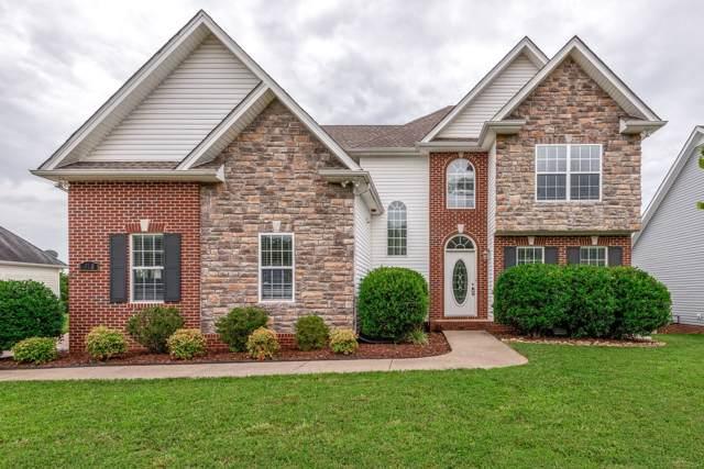 310 Misty Dr, Pleasant View, TN 37146 (MLS #RTC2062626) :: DeSelms Real Estate
