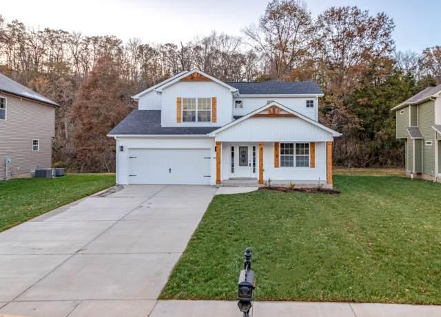 328 Autumn Creek, Clarksville, TN 37042 (MLS #RTC2062659) :: The Group Campbell powered by Five Doors Network