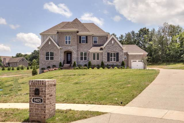 9405 Arthur Court, Brentwood, TN 37027 (MLS #RTC2062664) :: Cory Real Estate Services