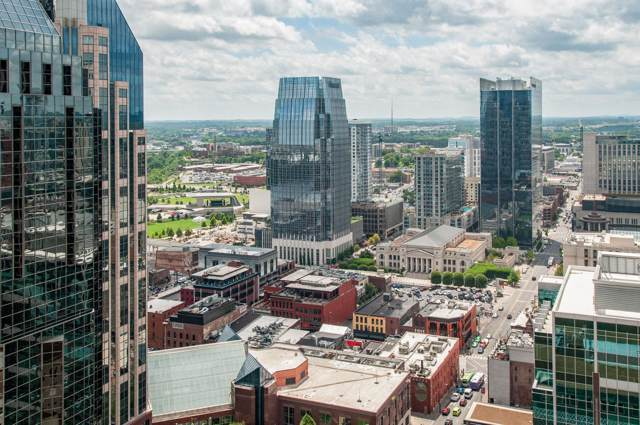 415 Church St Apt 2415 #2415, Nashville, TN 37219 (MLS #RTC2062715) :: REMAX Elite