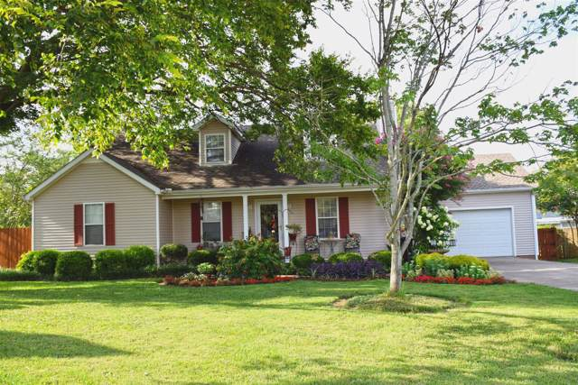 1302 Amberwood Cir, Murfreesboro, TN 37128 (MLS #RTC2062729) :: Village Real Estate