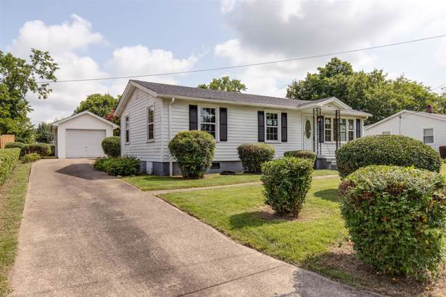 418 Carson St, Gallatin, TN 37066 (MLS #RTC2062730) :: REMAX Elite