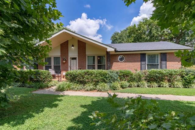 211 Lodge Drive, Clarksville, TN 37043 (MLS #RTC2062735) :: The Kelton Group