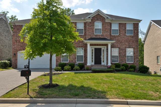 1287 Wheatley, Brentwood, TN 37027 (MLS #RTC2062739) :: Nashville's Home Hunters