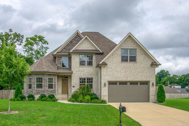 135 Timberland Dr, Columbia, TN 38401 (MLS #RTC2062772) :: The Miles Team | Compass Tennesee, LLC