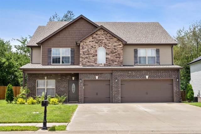 667 Sturdivant Dr, Clarksville, TN 37042 (MLS #RTC2062782) :: RE/MAX Choice Properties