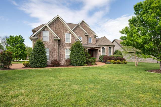 4030 Miles Johnson Pkwy, Spring Hill, TN 37174 (MLS #RTC2062791) :: Cory Real Estate Services