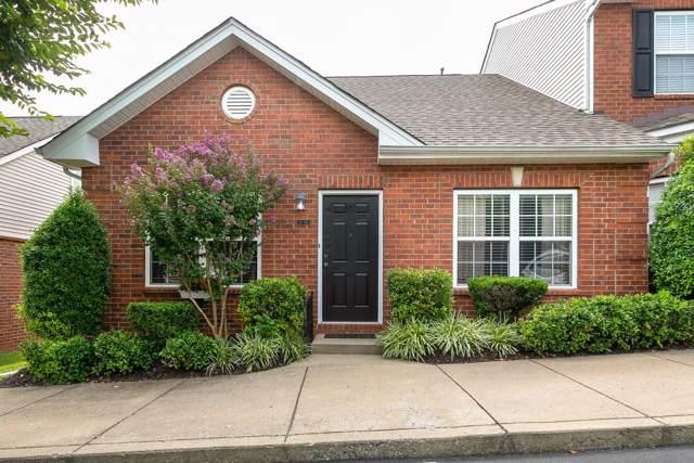 1101 Downs Blvd Apt H101 H 101, Franklin, TN 37064 (MLS #RTC2062868) :: Cory Real Estate Services