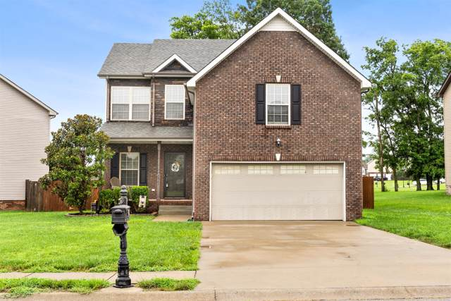 2861 Brewster Dr, Clarksville, TN 37042 (MLS #RTC2062934) :: Clarksville Real Estate Inc