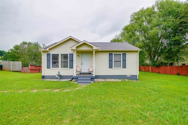 306 S. Ivy Ct, Springfield, TN 37172 (MLS #RTC2063026) :: RE/MAX Choice Properties