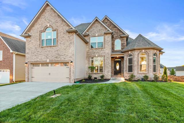 3360 Melissa Lane, Clarksville, TN 37042 (MLS #RTC2063049) :: Clarksville Real Estate Inc