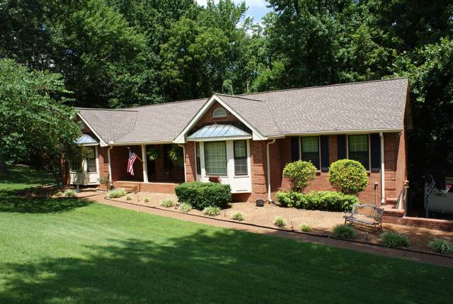 2001 Hidden Ridge Court, Mount Juliet, TN 37122 (MLS #RTC2063091) :: Ashley Claire Real Estate - Benchmark Realty