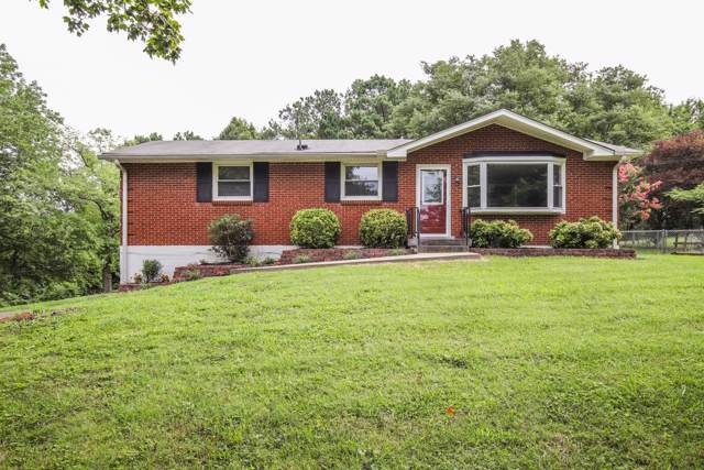 102 Roanoke Dr, Goodlettsville, TN 37072 (MLS #RTC2063093) :: Village Real Estate