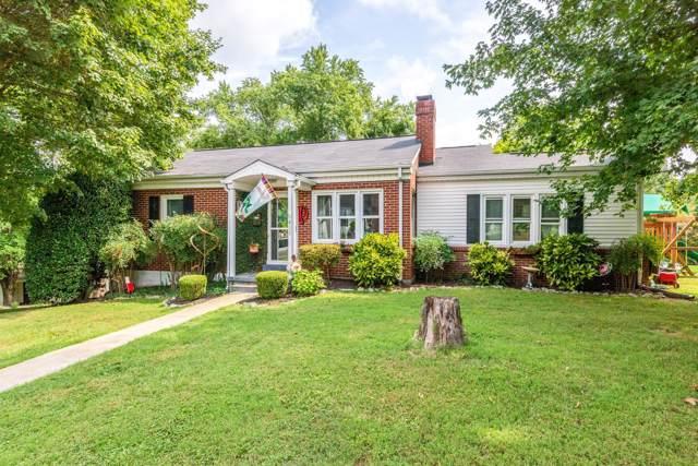 411 Murrell Street, Dickson, TN 37055 (MLS #RTC2063097) :: Village Real Estate