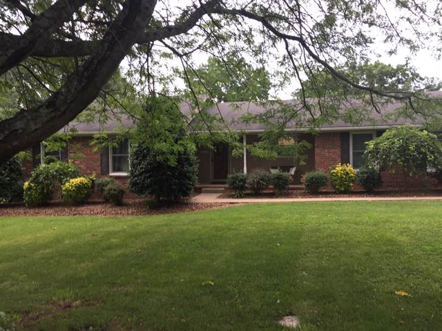 109 Clark Dr, Mount Juliet, TN 37122 (MLS #RTC2063133) :: John Jones Real Estate LLC