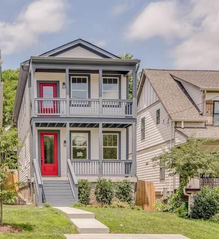 629D James Ave, Nashville, TN 37209 (MLS #RTC2063144) :: Village Real Estate