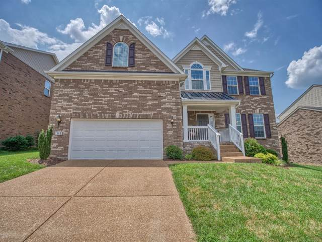 308 Cobblestone Lndg, Mount Juliet, TN 37122 (MLS #RTC2063148) :: The Huffaker Group of Keller Williams
