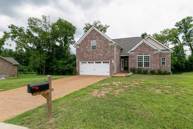 128 Timberland Dr, Columbia, TN 38401 (MLS #RTC2063175) :: The Miles Team | Compass Tennesee, LLC