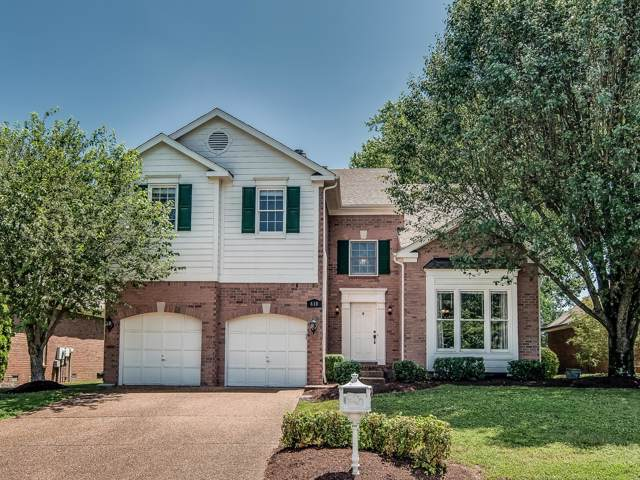 610 Copperfield Ct, Brentwood, TN 37027 (MLS #RTC2063195) :: RE/MAX Homes And Estates