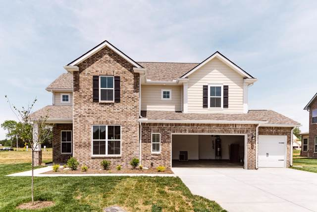 2420 Bullrush Lane  (Lot 64), Murfreesboro, TN 37128 (MLS #RTC2063298) :: RE/MAX Choice Properties