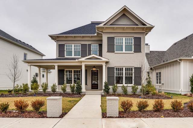 1314 Championship Blvd # 1720, Franklin, TN 37064 (MLS #RTC2063305) :: Ashley Claire Real Estate - Benchmark Realty