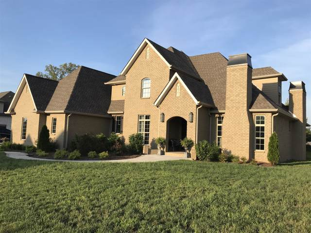 259 Harrowgate Dr, Clarksville, TN 37043 (MLS #RTC2063323) :: Cory Real Estate Services