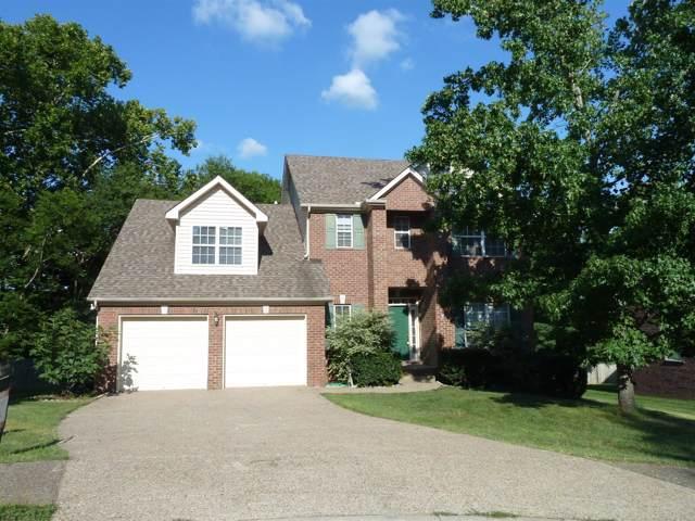 1424 Trace Ridge Ln, Nashville, TN 37221 (MLS #RTC2063325) :: Oak Street Group
