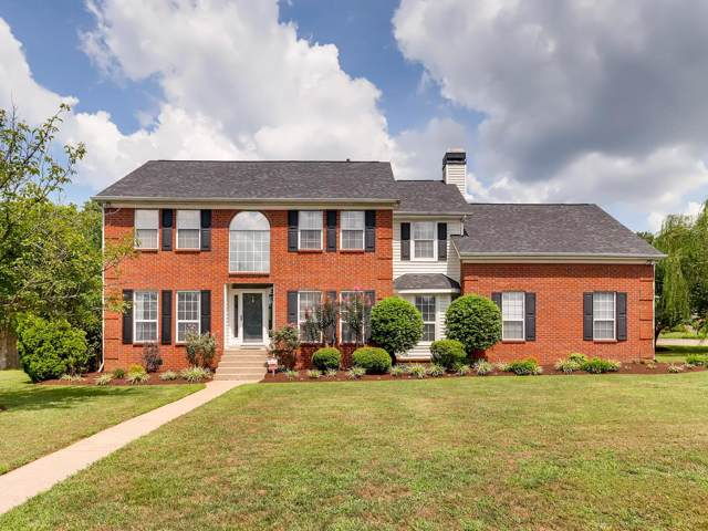4728 Hunters Crossing Dr, Old Hickory, TN 37138 (MLS #RTC2063350) :: The Kelton Group