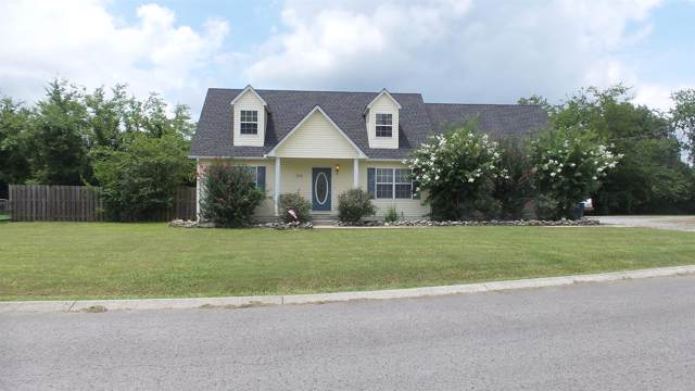 100 Lorien Cir, Shelbyville, TN 37160 (MLS #RTC2063396) :: The Miles Team | Compass Tennesee, LLC