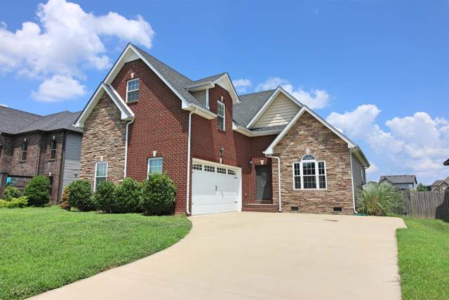 3341 Wiser Dr, Clarksville, TN 37042 (MLS #RTC2063397) :: Cory Real Estate Services