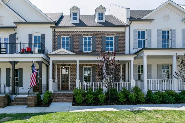 3031 Cheever Street # 1754, Franklin, TN 37064 (MLS #RTC2063414) :: Ashley Claire Real Estate - Benchmark Realty