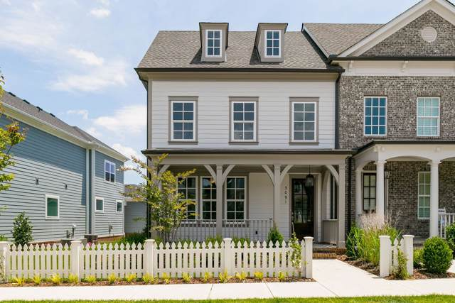 3091 Cheever Street # 1764, Franklin, TN 37064 (MLS #RTC2063421) :: Ashley Claire Real Estate - Benchmark Realty