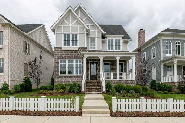 1375 Jewell Avenue #1937, Franklin, TN 37064 (MLS #RTC2063422) :: Ashley Claire Real Estate - Benchmark Realty