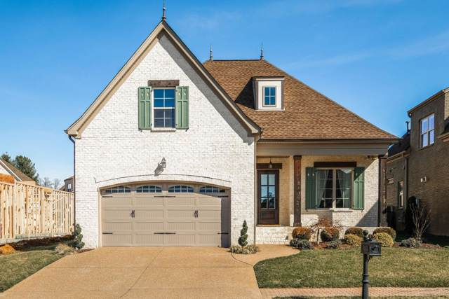 905 Fairington Way, Gallatin, TN 37066 (MLS #RTC2063446) :: Ashley Claire Real Estate - Benchmark Realty