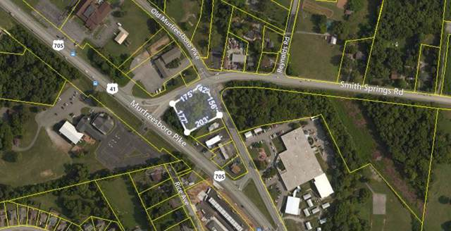 2000 Murfreesboro Pike, Nashville, TN 37217 (MLS #RTC2063474) :: CityLiving Group