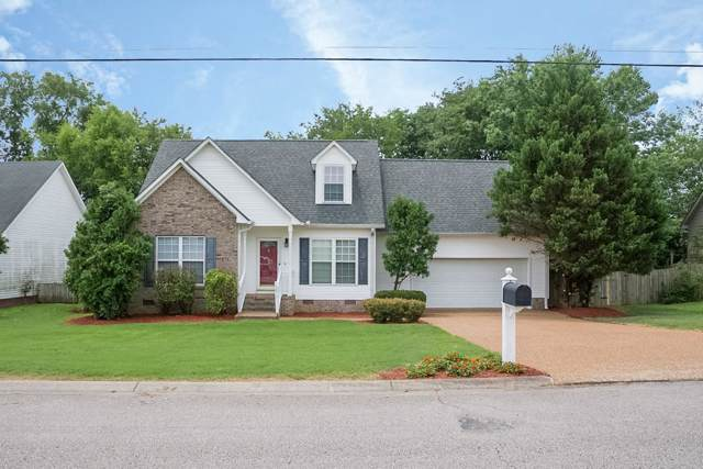 3013 Candlelite Dr, Spring Hill, TN 37174 (MLS #RTC2063527) :: Five Doors Network