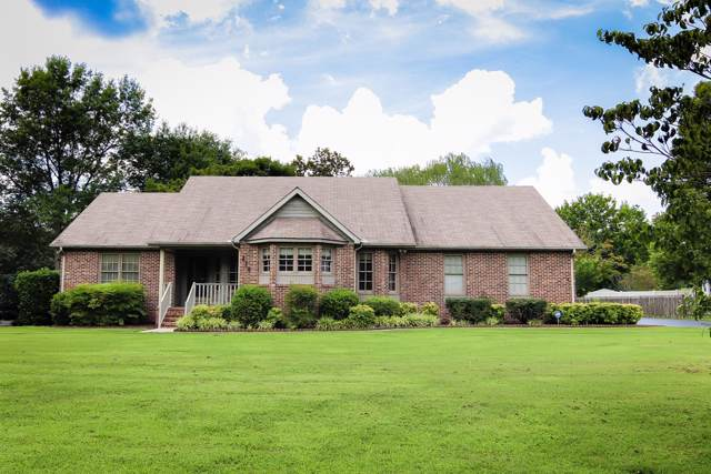 116 Breckenridge Rd, Tullahoma, TN 37388 (MLS #RTC2063555) :: Five Doors Network