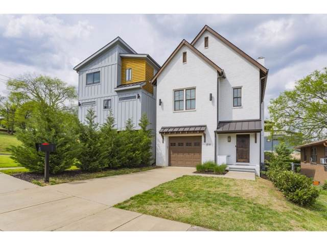 814 Olympic St, Nashville, TN 37203 (MLS #RTC2063599) :: REMAX Elite