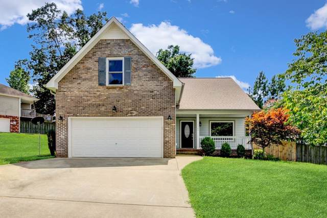 1380 Mountain Way, Clarksville, TN 37043 (MLS #RTC2063613) :: Clarksville Real Estate Inc